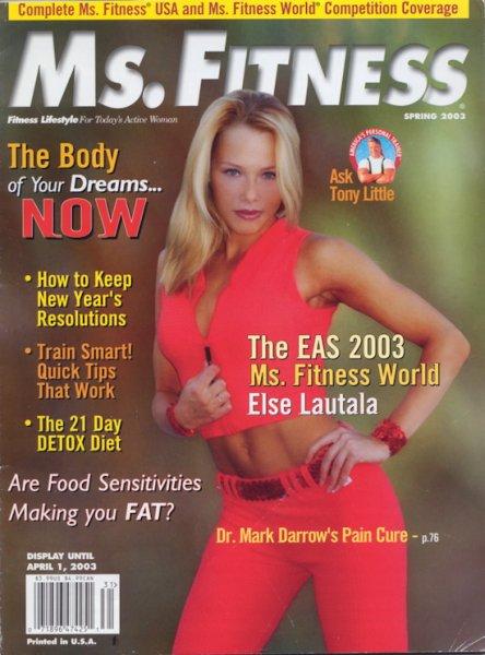 ms fitness magazine. Black Bedroom Furniture Sets. Home Design Ideas